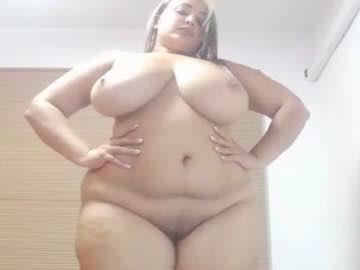 BBW Cam Girl